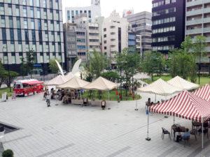ビルの足元ににぎわいを生む「東京のしゃれた街づくり推進条例」