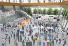 [エリア開発]大和リース、横浜市内の市場跡地の再開発。'流通エリア''食中心の賑わいの場'2019年開業