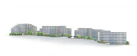 [エリア開発]関電不動産開発、シェアリングサービスと提携した生活・地域共創型マンションを大阪・吹田市で