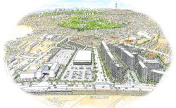 [エリア開発]大和ハウス工業、船橋のAGC跡地で初となる戸建・賃貸・分譲マンション・商業施設の大規模複合開発