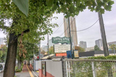 """コンパクトな空間でありながら工夫や遊び心がぎゅっと詰まった都会のオアシス""""SHARE GREEN MINAMI AOYAMA"""""""