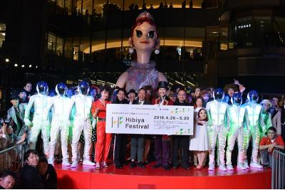 2019年 日比谷エリアがエンターテインメントに染まるGW「Hibiya Festival」4月26日スタート