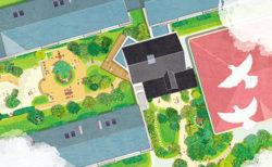 栗平駅から徒歩2分 子育て世帯向けにリノベーションした賃貸マンションが登場「カスタネア栗平」3月1日から一般募集、3月下旬入居開始 共用部の充実で多世代の交流を育むなど、地域にも開かれた郊外の暮らしを提案します