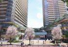"""団地のシンボル「桜の木」を活かした公園を整備し、 地域コミュニティや防災活動の拠点に! ~安全・安心なまちづくりをめざし、全住戸に""""感震ブレーカー""""を標準装備~ 長瀬東・長瀬東B団地(東大阪市)の建替事業提案競技 事業者募集開始"""