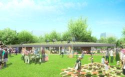 都立木場公園で飲食業とイベント、東急コミュニティーと基本協定締結
