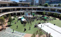 「LAZONA」に込められたコンセプト、多様な人々が集いつながる場所・ルーファ広場