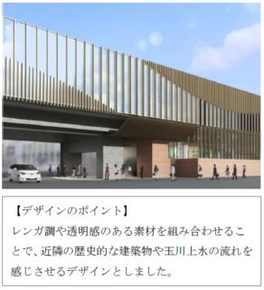 京王線(笹塚駅〜仙川駅間)連続立体交差事業により高架化する7駅の新しい駅舎の外観デザインを決定しました!