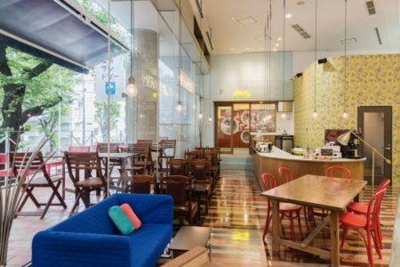 「コインランドリー+カフェ」で地域を健康に!ティップネス宮崎台1階に、『喫茶ランドリー』がオープン!