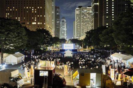 無料のシネマ鑑賞や期間限定のお得なバルメニューなどが楽しめるイベント 7月19日(金)~8月12日(月・祝)第3回「新宿シネマ&バル」開催
