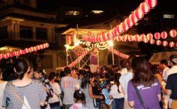 ブリリアシティ横浜磯子のタウンマネジメントイベント「むかしなつかし縁日まつり」